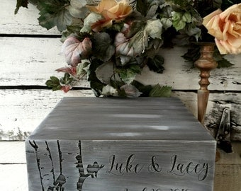 Cake Stand, 18 x 18  Wedding Cake Stand, Cake Stand for Shower,  Custom Made Cake Stand, Personalized Cake Stand, Rustic Weddings
