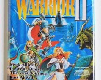 Dragon Warrior 2 Video Game Fridge Magnet