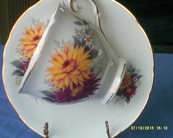 Vintage Royal Stafford Dahlia Tea Cup and Saucer