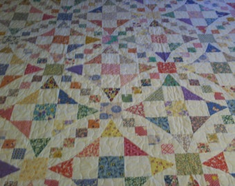 1930's Reproduction King Quilt