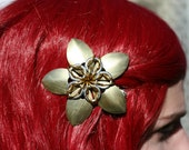 Large Scalemail Hair Flower