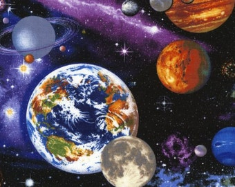 Timeless Treasures - The Universe
