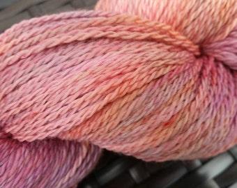 Uluru: 100g hand-dyed Merino sock yarn