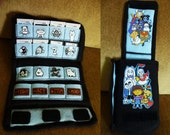 Case for DS/3DS/XL + 16 Games - One Size Fits All! Undertale Version
