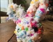 Bendy eared confetti bunny