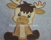 Applique Baby Animals Set embroidery files