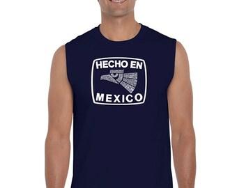 Men's Sleeveless Shirt - HECHO EN MEXICO