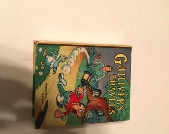 gulliver's travels saalfield book 1939