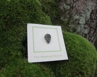 Pine Cone Lapel Pin - CC353