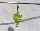 Steekmarkeerder met glazen kraal, glad en lichtgewicht materiaal