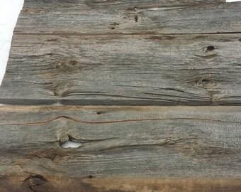 Reclaimed Barnwood Craft Pack 8SF Vintage Barn Wood