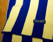 Vintage Authentic Kate Spade Long Scarf