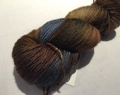 Silk Wool Sock- Bronze Age