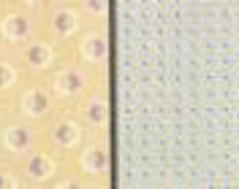 Lollies by Jen Kingwell Designs for Moda - Luna Green Envy - Multi - 18120  11 - 1/2 Yard Cotton Quilt Fabric 516