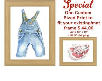 Print Special, Custom Size Print, Custom Print, Prints