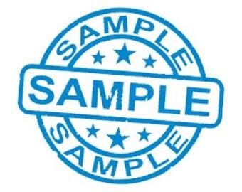 Sample Box