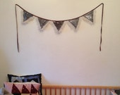 Bunting, banner, party bunting, sequin bunting