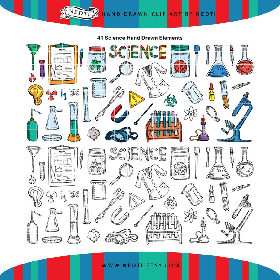 PNG Bundle Clipart, STEAM (Science, Technology