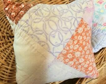 Quilt Pillow 313