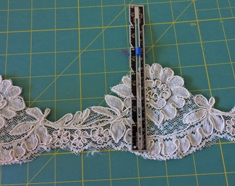 Light Ivory Vintage Lace Trim DIY