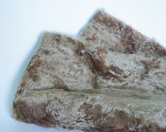 German Curly Mohair 13 mm pile Teddy Bear Making Supply (SM03)