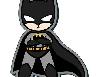 Batman and Robin Sticker Pack
