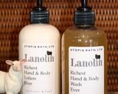 Lanolin Hand & Body Duo