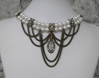 Pearl Antiquities....White Brass Princess