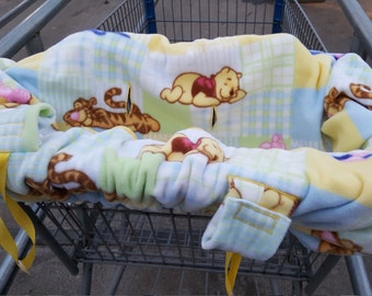 Custom Made Shopping Cart Cover