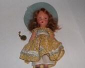 Storybook Doll, Nancy Ann, A Ten O'Clock Scholar, MIB w tag
