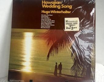 Vintage Album Hawaiian Wedding Song by Hugo Winterhalter