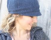 Women Hat, Fabric Hat, Fall Cloche Hat, Custom Cloche Hat, Cloche Hat for Women, Womens Fabric Hat, Fall Hat, Choose Colors Hat, Cute Hat