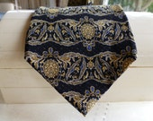 Christian Dior Vintage Silk Tie, Amazing Collector item !