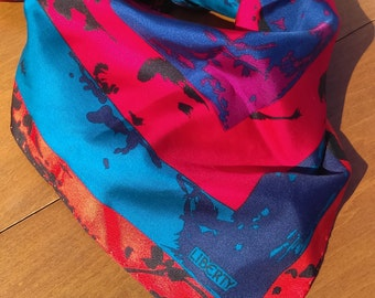 Be Bold Liberty of London Abstract Silk Scarf