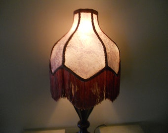 Victorian Romance - Victorian Custom Made, One of a Kind Lamp