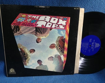 "Vintage, The Box Tops - ""The Letter Neon Rainbow"", Vinyl LP, Record Album, Original First Press, Alex Chilton, The Letter, Psych Rock"