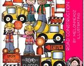 Road Construction clip art