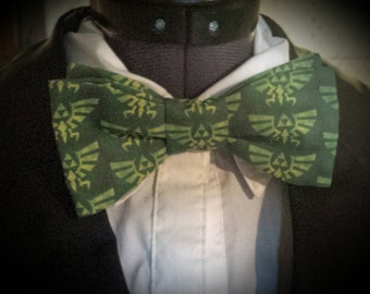 Legend of Zelda Bow Tie