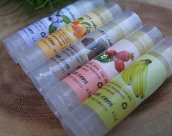 Moisturizing and nourishing all natural blueberry lipbalm 4.25 grams 0.15 oz