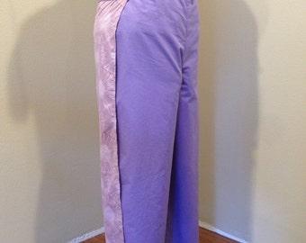 Custom Reversable Wrap Pants