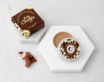 Chocolate Flavour Lip Balm