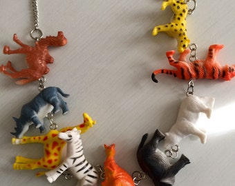 Zoo Time Necklace