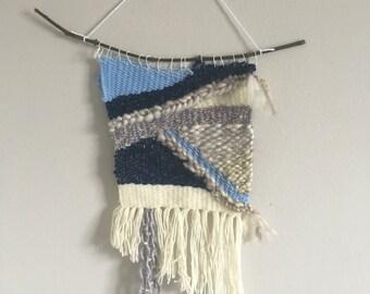 Dorothy | Blue & Cream wall hanging