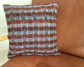 One of a kind - pillow case sewn from MISSONI fabric