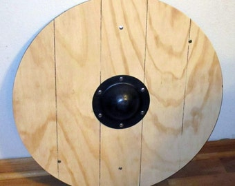 "24"" Viking round shield"