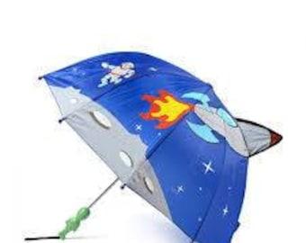 Kidorable 3D space umbrella
