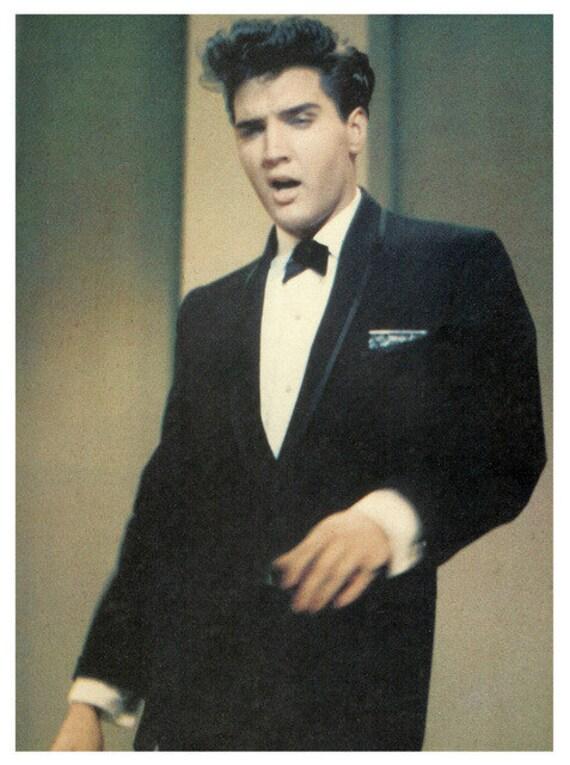 Vintage Mens Western Tie Or Continental Bow Tie Black-3867