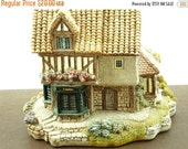 ON SALE Vintage Lilliput Lane Miniatures Series. Micklegate Antiques. Quintessential English Village Shop. Collectibles.