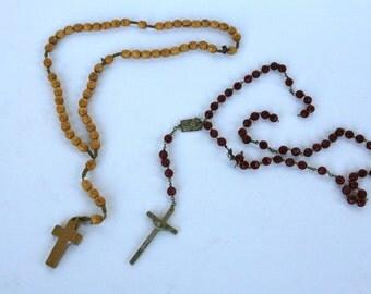 Italian rosary beads