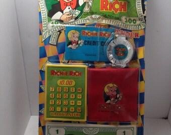 Vintage Richie Rich Play Money